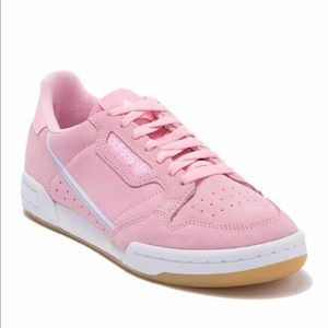 ❗️1 hour sale ❗️Adidas | pink continental sneakers